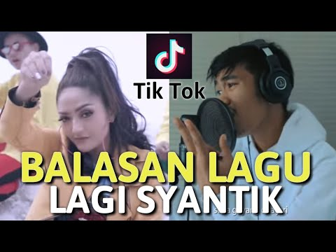 Download Video Balasan Lagu Lagi Syantik - Siti Badriah (REMIXXX)
