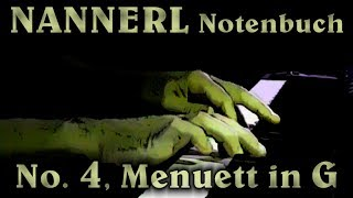 Download Lagu ANONYMOUS: Menuett in G major (Nannerl Notenbuch No. 4) Mp3