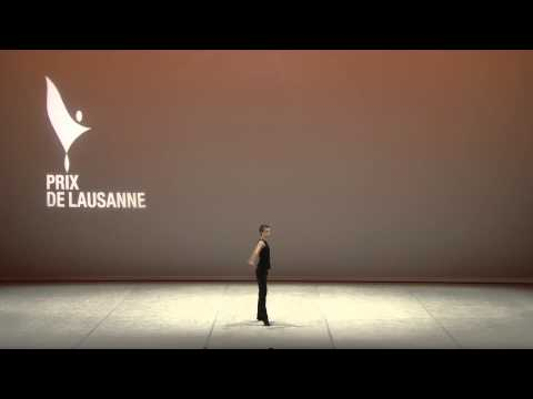 Navarin Turnbull - 2015 Prix de Lausanne Finalist - Contemporary variation