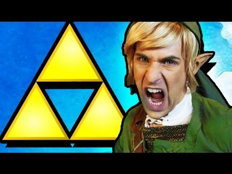The Legend of Zelda RAP!