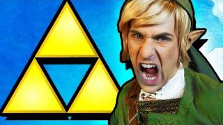 Download Lagu THE LEGEND OF ZELDA RAP [MUSIC VIDEO] Mp3