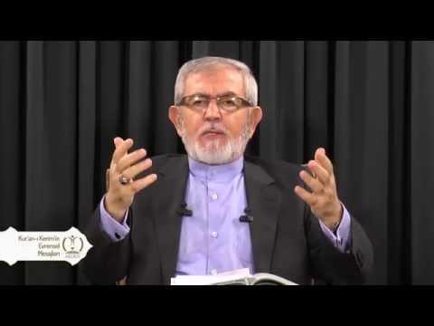 Kur'an-ı Kerim'in Evrensel Mesajları