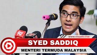 Video Mengenal Syed Saddiq, Menteri Termuda Malaysia Berumur 25 Tahun yang Tampan MP3, 3GP, MP4, WEBM, AVI, FLV Maret 2019