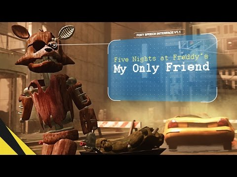 [SFM] Five Nights at Freddy's: My Only Friend | FNAF Animation
