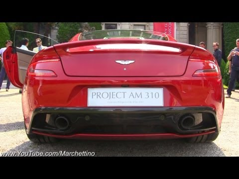 Aston Martin   Project AM 310 Concept | Video