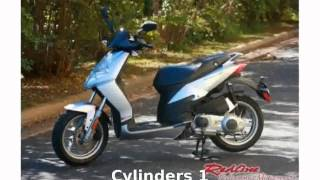 6. 2009 Aprilia SportCity 125 - Details and Features