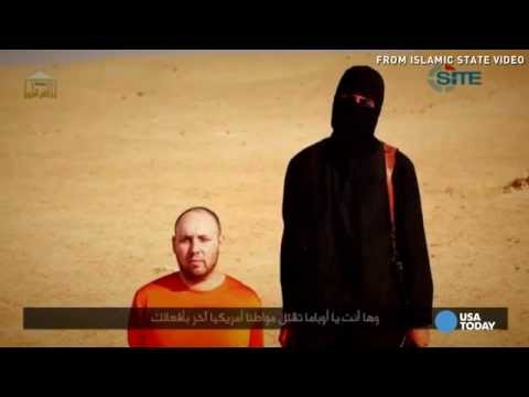 Video! - A new video released by the Islamic State purportedly shows the execution of Steven Sotloff - the second American journalist to be executed by the terrorist group in as many weeks.