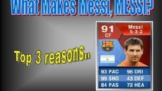 FIFA 13- Lionel MESSI Review
