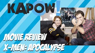 Kapow! Movie Review Xmen: Apocalypse