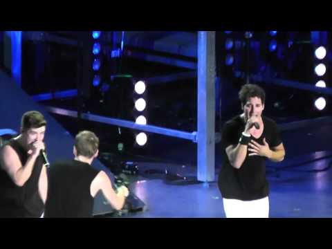 Big Time Rush - Boyfriend [live] (Big Time Summer Tour 7.19.12 Irvine) - HD