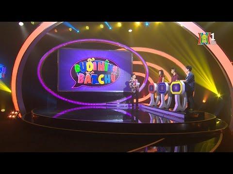Game show Đuổi Hình Bắt Chữ ngày 19/06/2010