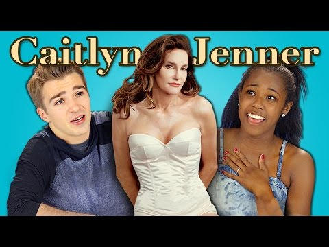TEENS REACT TO CAITLYN JENNER