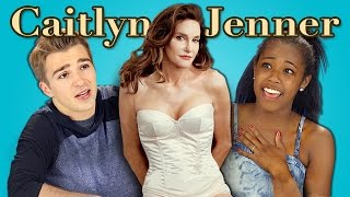Video TEENS REACT TO CAITLYN JENNER MP3, 3GP, MP4, WEBM, AVI, FLV Juli 2018