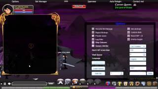 AQW Chaos rep hack! [54k REP IN 3 MIN]
