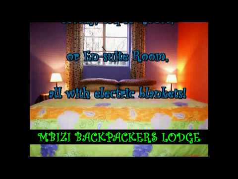 Vidéo sur Mbizi Backpackers Lodge