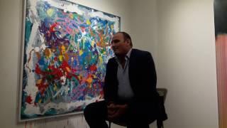 Ecoutez Mr Charles Tibi de la Gallery 32 décrypter le marché de l'art