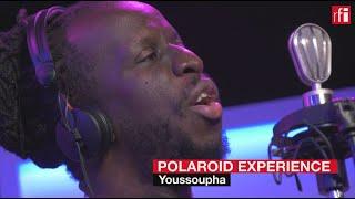 """Youssoupha interprète """"Polaroïd experience"""" dans Couleurs Tropicales"""
