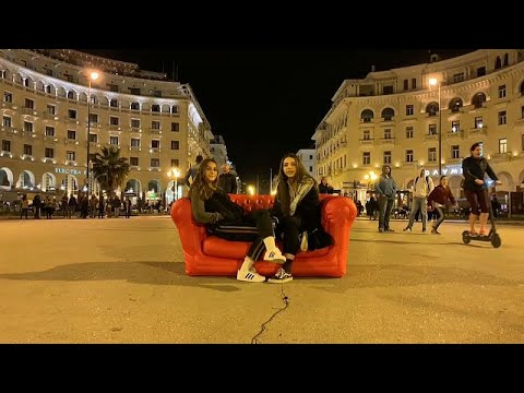 #EUroadtrip: 30η ημέρα – Στο Πανεπιστήμιο Μακεδονίας και την Πλατεία Αριστοτέλους…