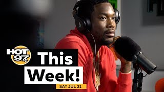 Meek Mill murders Flex's Freestyle + he breaks down his life perspective w/ Ebro, French Montana celebrates is album release, Singleton &  Steve Aoki talk to Ebro in the morning and Miabelle gives her weekly update on HOT 97 This Week.CLICK HERE TO SUBSCRIBE: http://bit.ly/12lN6vbHOT97:  http://www.hot97.comINSTAGRAM: https://www.instagram.com/hot97FACEBOOK:  https://www.facebook.com/HOT97OFFICIALTWITTER:    https://twitter.com/HOT97