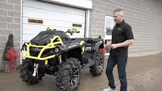 1. CAN AM XMR 1000 PICK UP FROM THE DEALER!!!