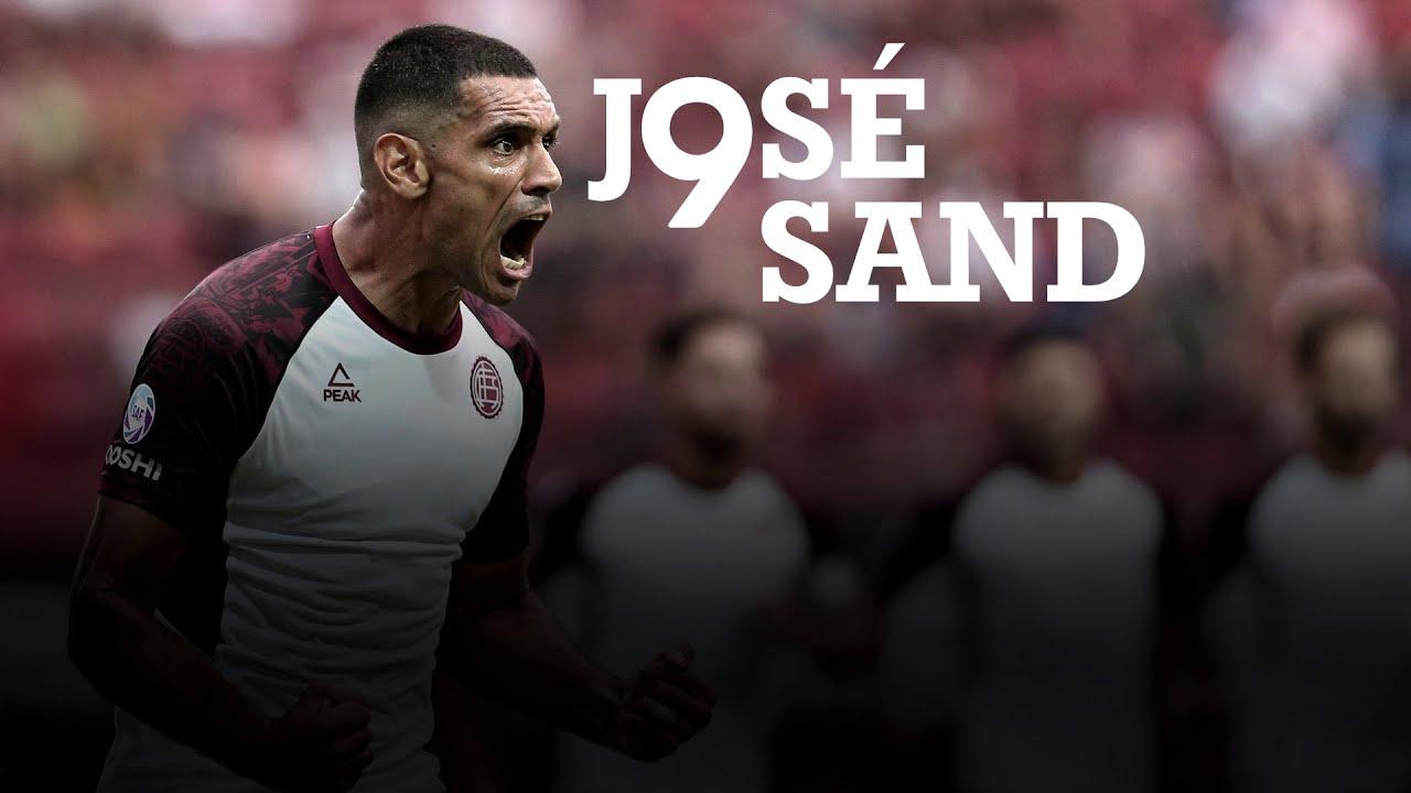 José Sand renovó su vínculo con Club Lanús