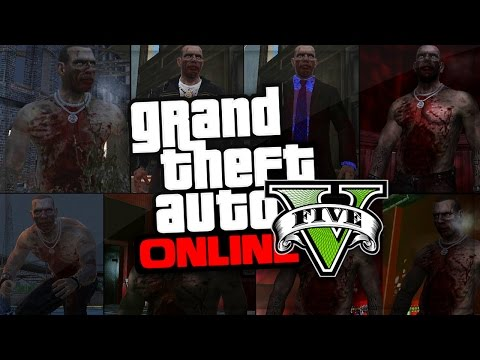 GTA 5 Zombie DLC – Official PS4 Leaked Magazine Cover! GTA 5 Zombies Mod Gameplay (Possible DLC?)