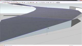 Video mleeARC TUTblog - Modeling a Curved Ramp in SketchUp MP3, 3GP, MP4, WEBM, AVI, FLV Desember 2017