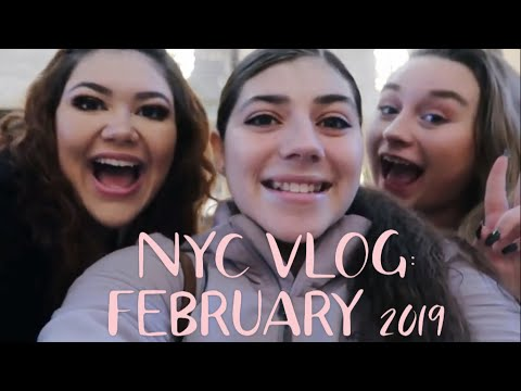Explore Nyc W/ Us // Lexi And Kayla