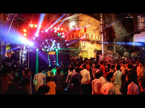 DJ RISHI Ganesh Jhanki Raipur 2018 | CG04 LIVE