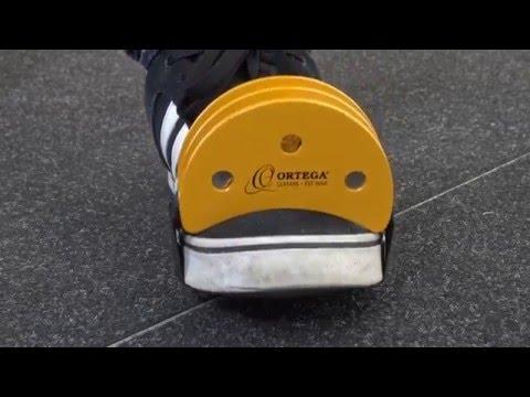 Ortega Guitars | OGFT (Foot Tambourine) - Analog Series
