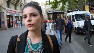Video Pour cette jeune femme, la Chapelle-Pajol est très loin de la zone de non-droit MP3, 3GP, MP4, WEBM, AVI, FLV Mei 2017