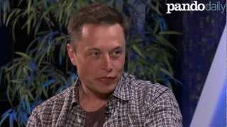 Elon Musk: How I Wrecked An Uninsured McClaren F1