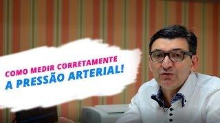Cardiologia em Curitiba | Como medir sua pressão corretamente?