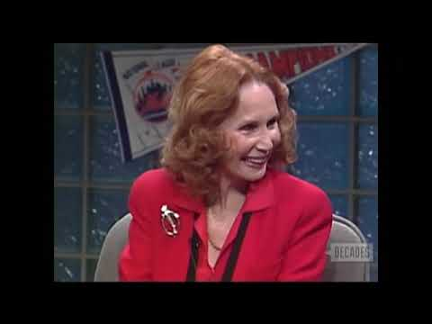 Jean Stapleton, Katherine Helmond, Ed Begley Jr.--1986 TV Interview