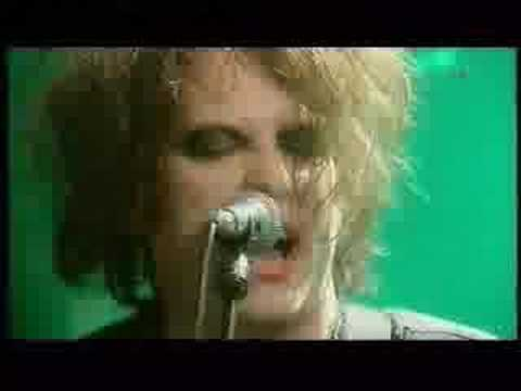 The Cure - Una de mis Bandas Favoritas