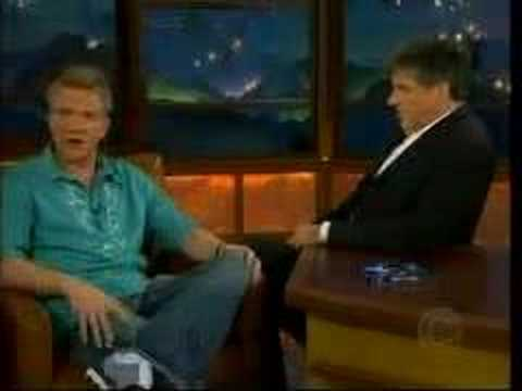 Anthony Michael Hall - Anthony Michael Hall appears on the Craig Ferguson Show to promote Season 5 of The Dead Zone.