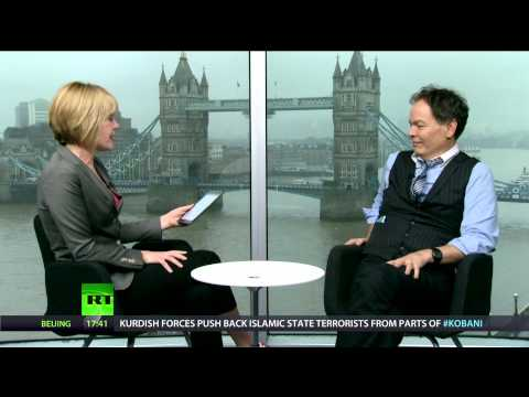 RT - In this episode of the Keiser Report, Max Keiser and Stacy Herbert discuss the case of trickle down clown terror as the clowns terrorizing California behave like the central banking clowns...