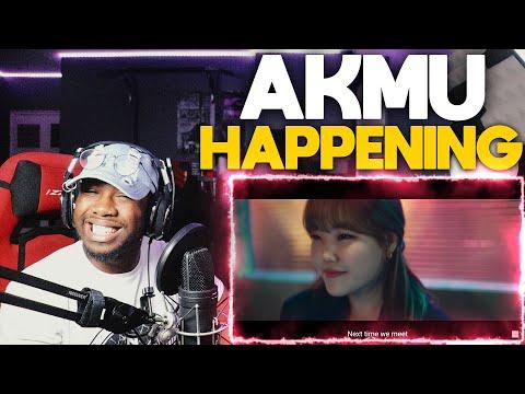AKMU - 'HAPPENING' M/V (REACTION!!)