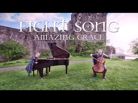 This is Your Fight Song (Rachel Platten Scottish Cover) - The Piano Guys (видео)