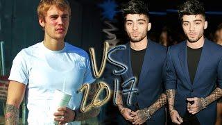 Video Justin Bieber vs Zayn Malik 2017 download in MP3, 3GP, MP4, WEBM, AVI, FLV Mei 2017