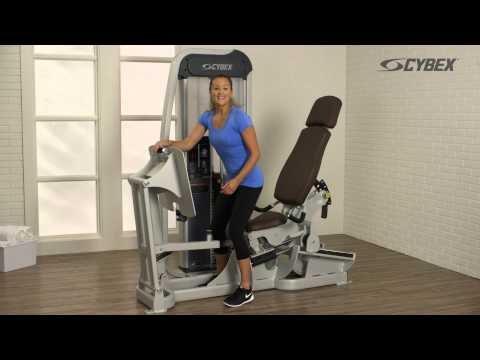 How to use the Leg Press - Eagle NX