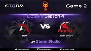 STARK vs Empire, game 2