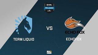 Liquid vs Echo Fox, game 1