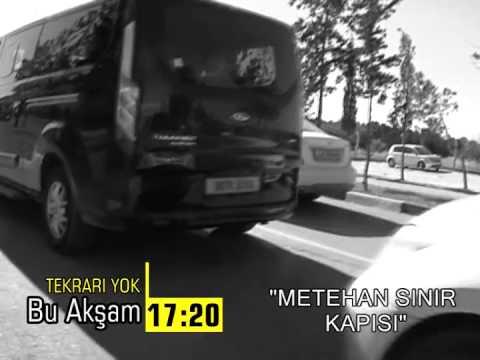 Metehan Sınır Kapısı'ndaki Yoğunluk Vatandaşı Bıktırdı!