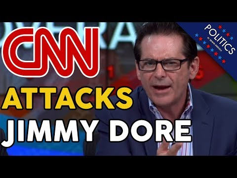 Jimmy Dore Gets Attacked By CNN