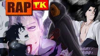 Rap: Minha Perda (Sasuke e Obito) // RapDuplo - Ft. Takeru // TK RAPS (Prod by FIFTY VINC)