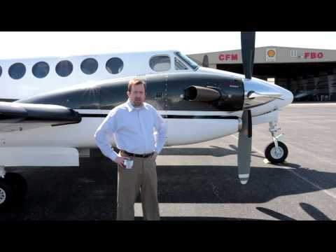 CFM Aircraft Review – Beechcraft King Air 350