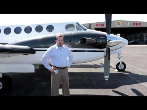 CFM Aircraft Review – Beechcraft King Air 350