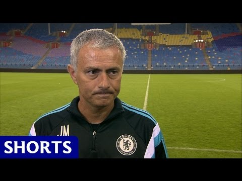 Let's - Jose Mourinho spoke to Chelsea TV after our 3-1 win away to Vitesse Arnhem. To watch the full interview... https://www.chelseafc.com/chelseatv.