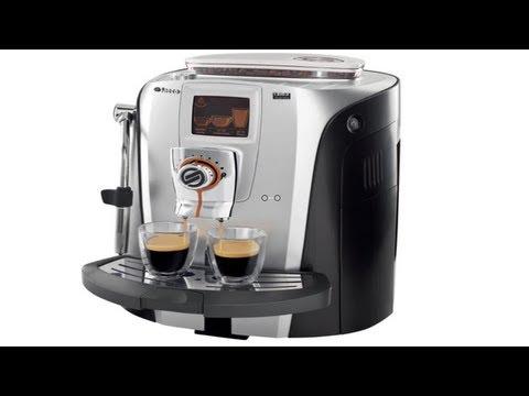 Philips Saeco RI9828/47 Talea Touch Plus Automatic Espresso Machine